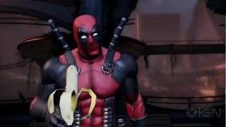 Deadpool The Game - Детский, но офигенный трейлер