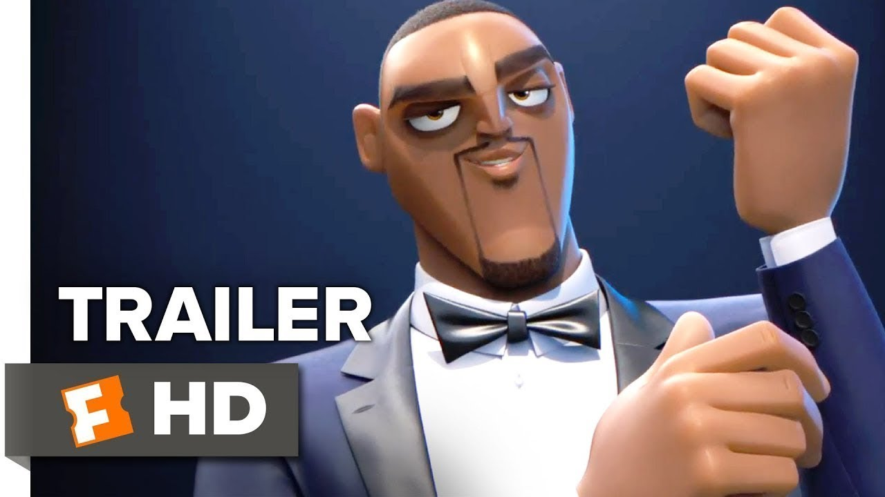 Download SPIES IN DISGUISE Trailer #2 NEW 2019 Will Smith, Tom Holland Animat 720 x 1280