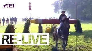 RE-LIVE   Cross Country   FEI World Breeding Eventing Championships   Le Lion d'Angers