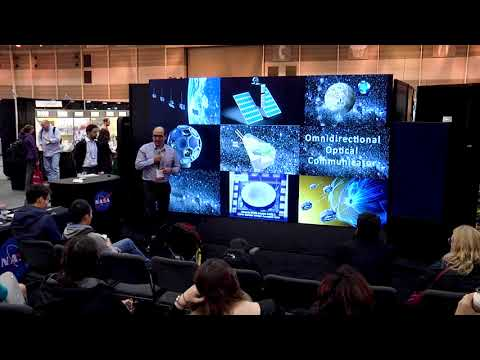 Breakthrough Science Enabled By Intersatellite Omnidirectional Optical Communications By J Velazco