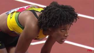 Women's 4 x 400m Relay Athletics World Cup