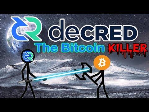Decred :  Bitcoin's Big Brother