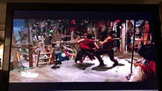 Descendants 2 sword fight