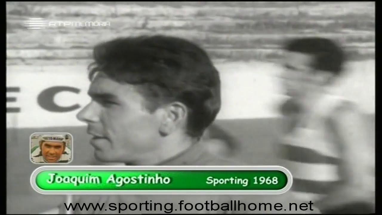 Ciclismo :: Volta a Portugal de 1968 e entrevista a Agostinho (Sporting) antes da sua estreia