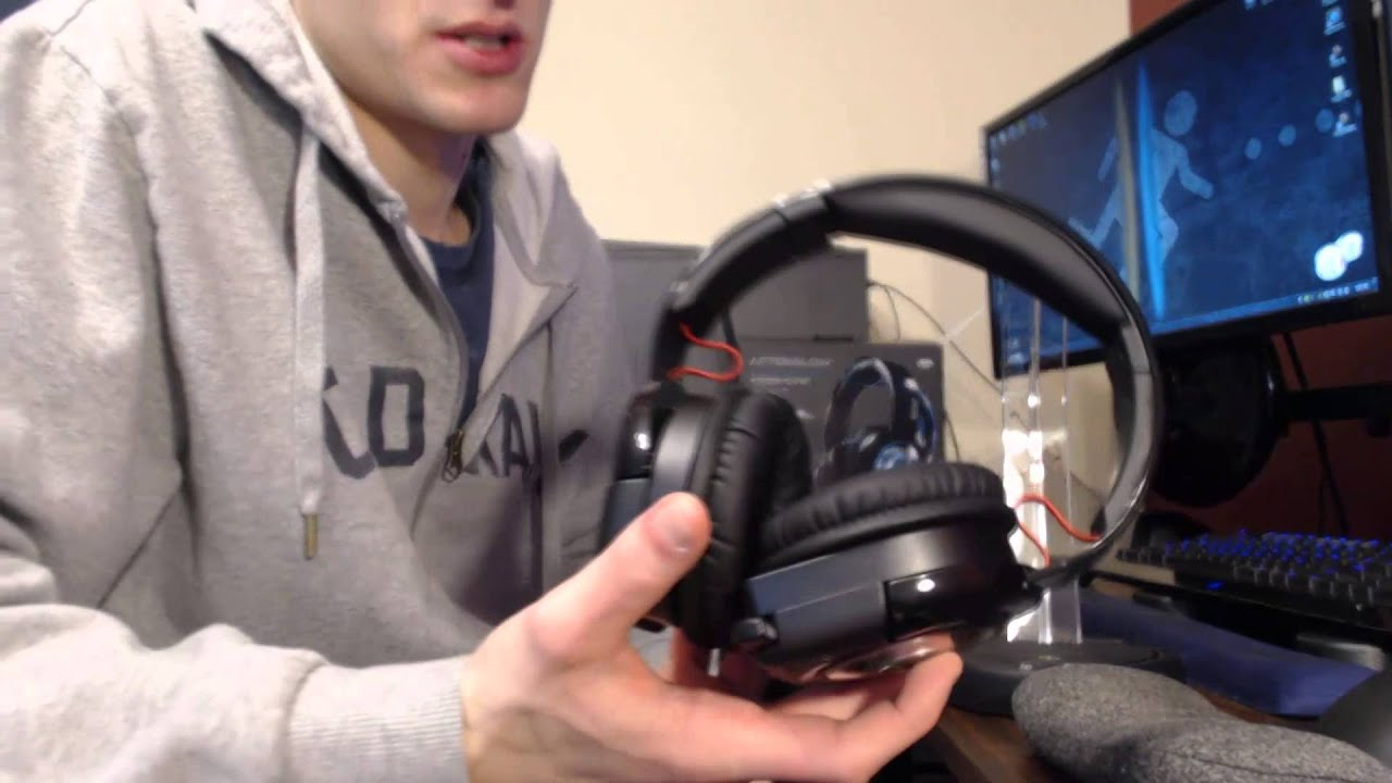 afterglow wireless gaming 5 1 headset unboxing review and. Black Bedroom Furniture Sets. Home Design Ideas