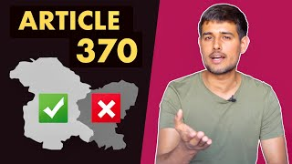 Article 370 Removal: Right or Wrong? | Explained by Dhruv Rathee