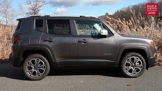 2017 Jeep Renegade | Daily News Autos Review