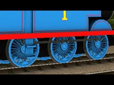 Diesel 10 VS Thomas The Tank Engine 2010
