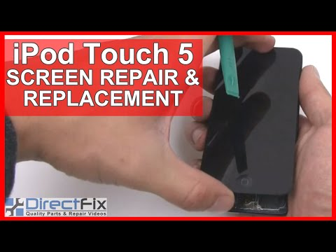 How To Ipod Touch 5th Generation Screen Replacement