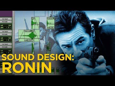 RONIN Car Chase - Sound Design Tutorial thumbnail