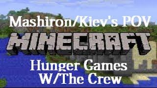 Hunger Games With Alinass and RedBones (Mashiron'view)[Part 2] thumbnail