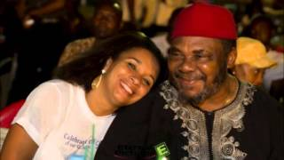 Nollywood stars came out in numbers for pete eneh's tribute photos