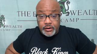 The Black Male unemployment crisis must be solved by black people