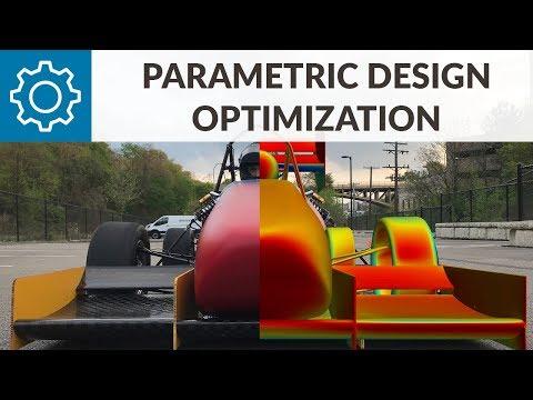 F1 Aerodynamics Workshop (Session 3) ― Parametric Design Optimization