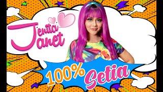 Jenita Janet - 100% Setia [OFFICIAL]