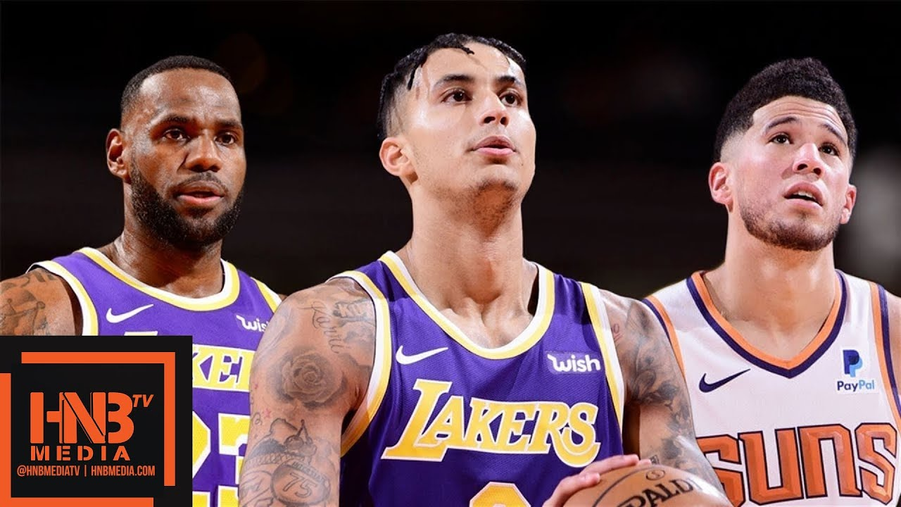 Los Angeles Lakers vs Phoenix Suns - Full Game Highlights | November 12, 2019-20 NBA Season