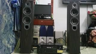 Ampli 5.1 Denon AVR-510BT ( Bluetooth) và Loa jamo S-426
