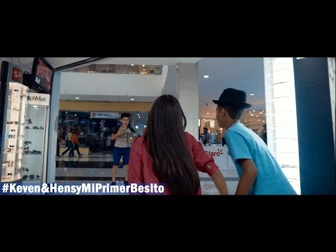 Keven y Hensy - Mi Primer Besito ( VIDEO OFICIAL )
