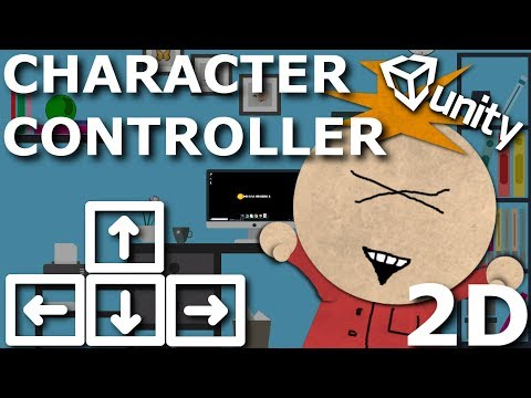 Add Force To Character Controller Unity