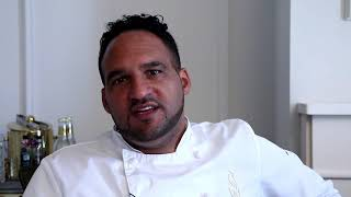 Celebrity Chef Michael Caines.