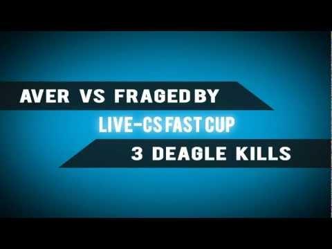 LIVE-CS HIGHLIGHTS: aver 3 deagle kills