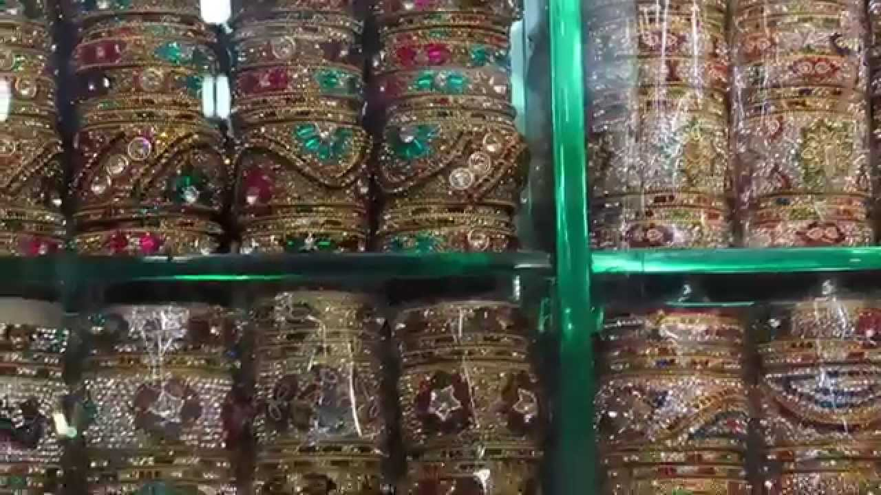 thread bangles jhumkas shopping silk for watch raw material shop bangle earrings jewellery youtube online