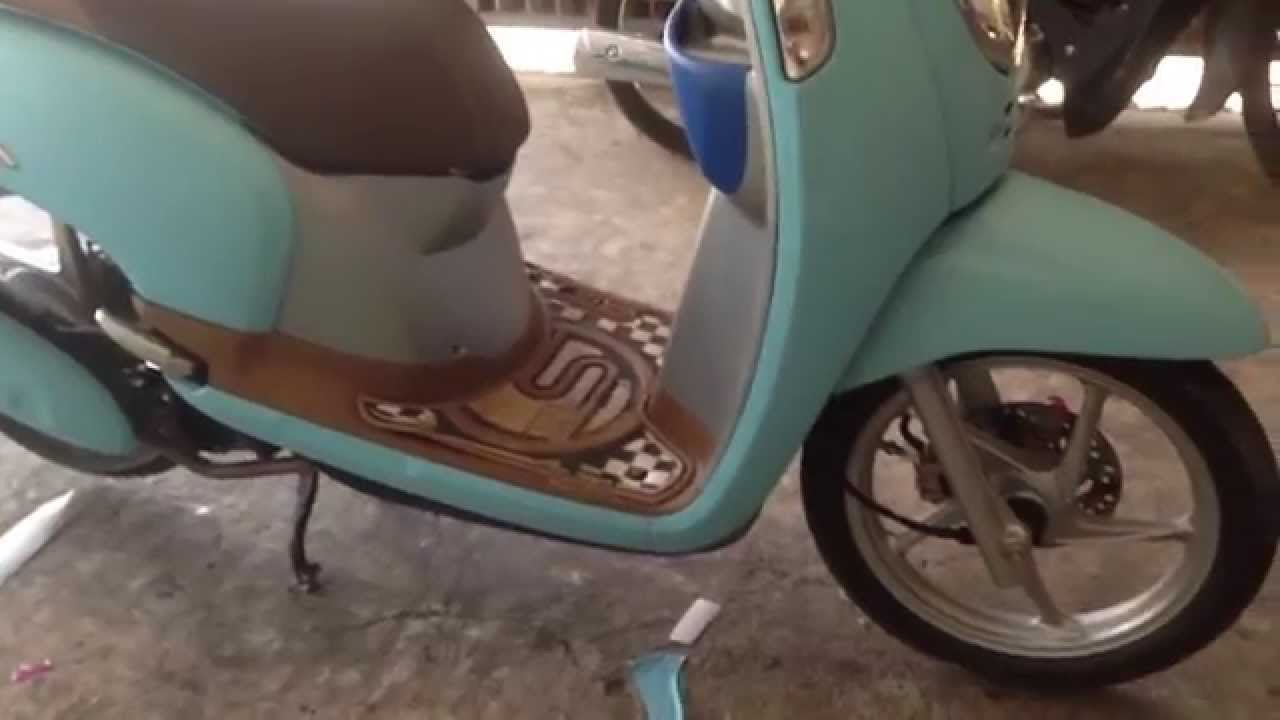 Top Honda Scoopy 110fi 2015 Honda Scoopy 110fi 2015 New Modify