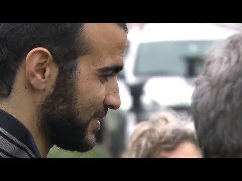 U.S. veteran who saved Omar Khadr's life speaks out