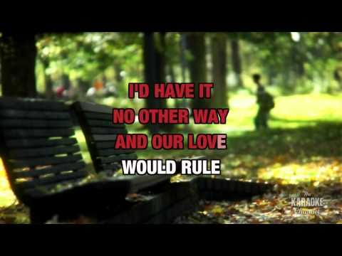 """Change The World in the style of """"Eric Clapton"""" karaoke video with lyrics"""
