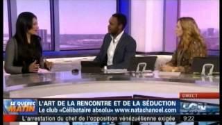 Agence de rencontre haut de gamme à Montréal - Natacha Noël