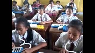 Lagu Bunda Versi Pianika