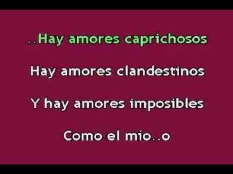 Yo Por Él ~ Iran Castillo (karaoke)