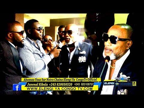 Conférence de Presse Koffi Olomide Pona Concert Na Werrason Botala Makambu Koffi Asali Juvenal kibal
