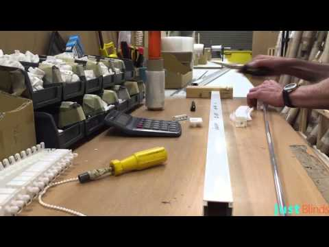How A Vertical Blind Is Made - A Blind Is Born