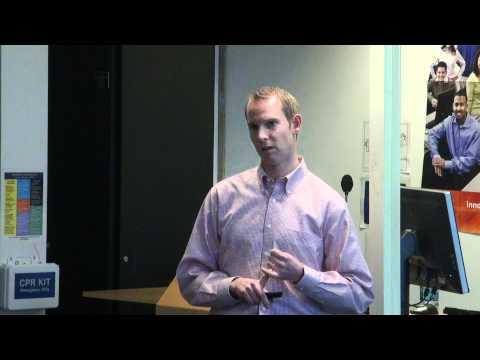 Careers Speaker Series: Josh McDonald of Weber Thompson Architecture 3/4