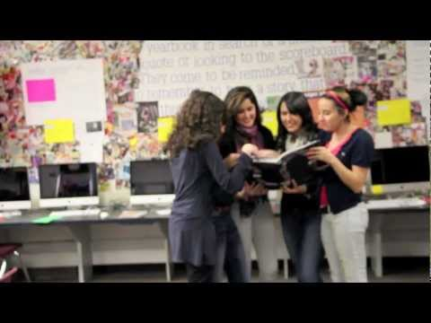 Americas High School - Yearbook Commercial