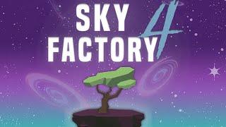 SkyFactory 4 - wielkie przebudowy - Na żywo