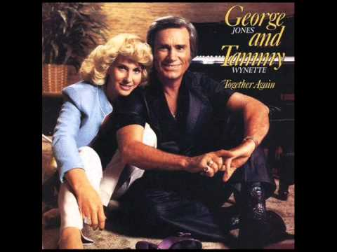 GEORGE & TAMMY - RIGHT IN THE WRONG DIRECTION
