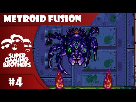 SGB Play: Metroid Fusion - Part 4