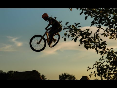 Biken am Dirtpark Solln/München - Vlog #4