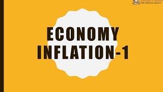 TTL - Economy 27 - Inflation 1 - GS Batch 2019 || Civil Services || UPSC || IAS