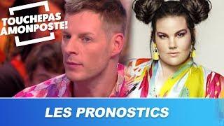 Eurovision 2018 : les surprenants pronostics des chroniqueurs