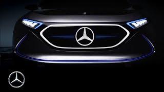 Mercedes-Benz ConceptEQA– Teaser | IAA 2017