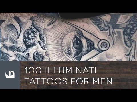 100 Illuminati Tattoos For Men