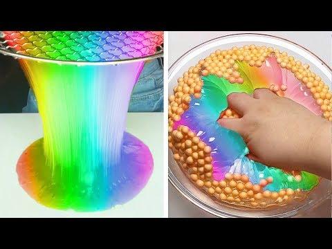 Satisfying Slime [ASMR] | Relaxing Slime Videos #50