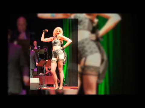 Hot Mess Burlesque Video Slideshow