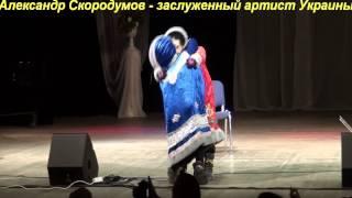 На сцене члены жюри XV Фестиваля Большая Перемена (Ярославль 1000-летний)