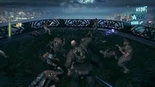 Batman Arkham Knight   Tower Defence Flawless Run