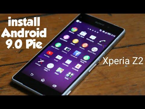 Sony Xperia Z2 Root & Install Android 8.0 Oreo