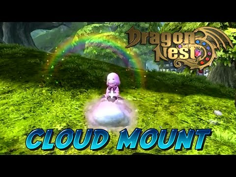 how to get mounts in dragon nest